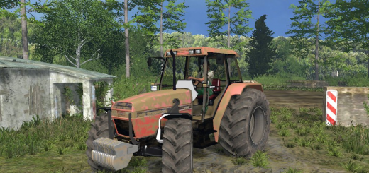 Case-5130-Tractor-Washable